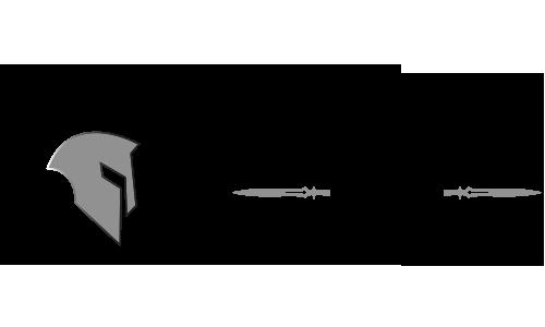 CycleFit Black and White Fitness Program Logo
