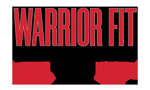 Warrior Fit BW Fitness Program Logo Color